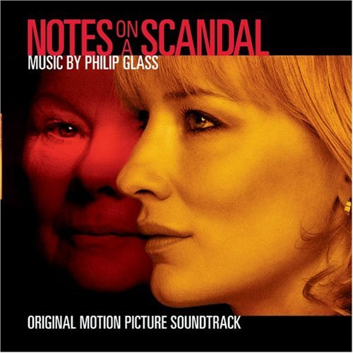 Philip Glass Notes On A Scandal Music By Philip Glass