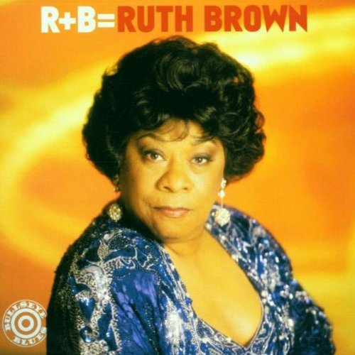 Ruth Brown R & B Equals Ruth Brown Made On Demand This Item Is Made On Demand Could Take 2 3 Weeks For Delivery