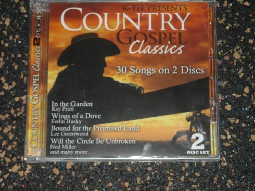 K Tel Country Gospel Classics K Tel Country Gospel Classics 2 CD
