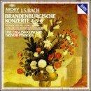 J.S. Bach/Brandenburg Con 4-6@Pinnock/English Concert