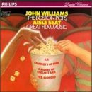 John Williams Aisle Seat Williams Boston Pops Orch