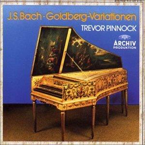 J.S. Bach/Goldberg Variations@Pinnock (Hrpchrd)