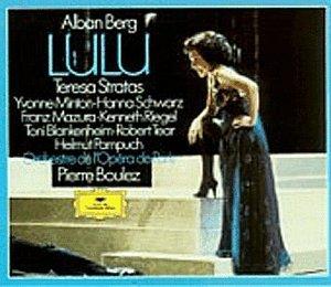 A. Berg/Lulu-Comp Opera
