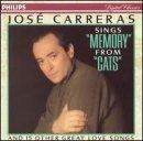 Jose Carreras/Sings Memory & Other Love Song@Carreras (Ten)