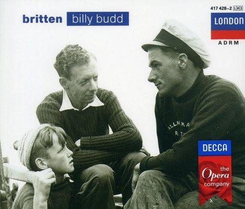 B. Britten/Billy Budd-Comp Opera@Pears (Ten)