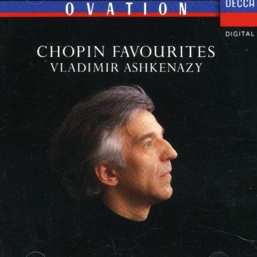 F. Chopin/Favorite Chopin@Ashkenazy*vladimir (Pno)