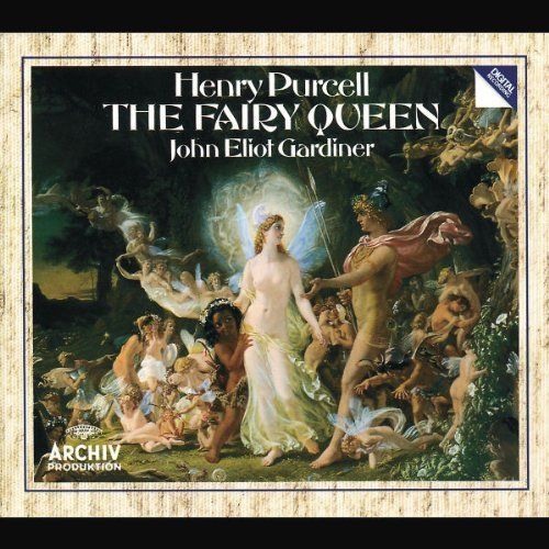 H. Purcell Fairy Queen Comp Opera Harrhy Smith Nelson Priday Gardiner English Baroque Soloi