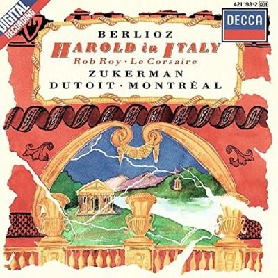 H. Berlioz/Harold In Italy/Roy/Corsair