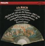 J.S. Bach Cant Bwv 140 & 80