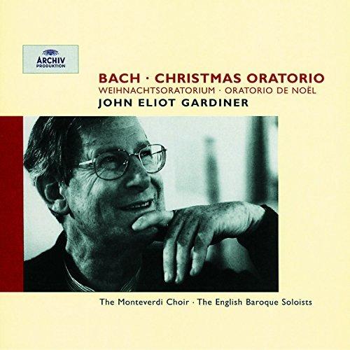 Johann Sebastian Bach/Christmas Oratorio@Argenta/Von Otter/Blochwitz/&@Gardiner/English Baroque