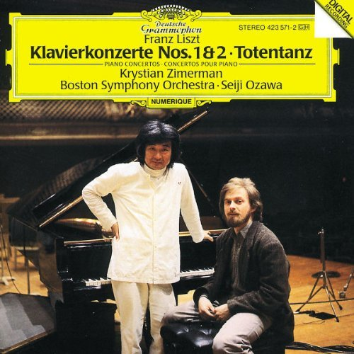 Zimerman Ozawa Boston Symphony Piano Concerti Zimerman*krystian (pno) Ozawa Boston So