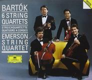 Emerson String Quartet Six String Quartets 2 CD Emerson Str Qt