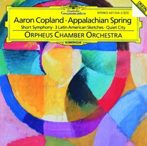 Copland / Orpheus/Appalachian Spring