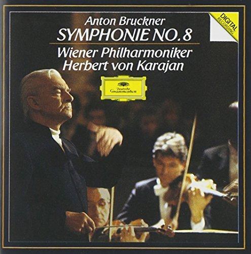 A. Bruckner/Sym 8@2 Cd Set@Karajan/Vienna Po