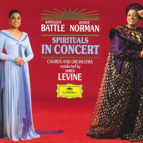 Battle Norman Spirituals In Concert Battle (sop) Norman (sop) Levine Various