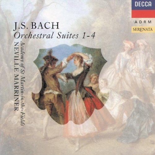 Marriner/Academy Of St. Martin/Orchestral Suites 1-4@Marriner/Asmf