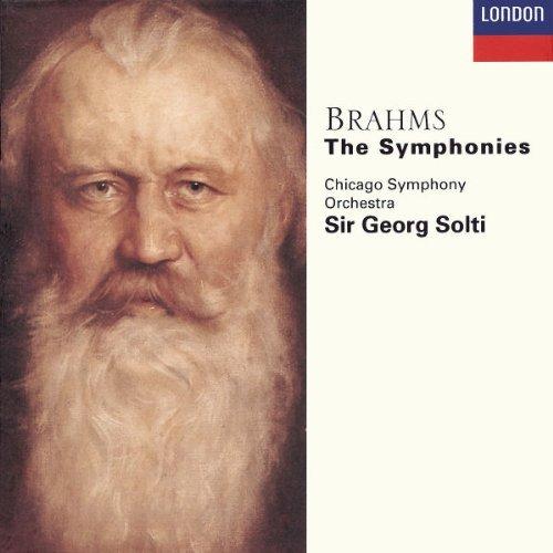 Brahms,J./4 Symphonies@4 Cd@Solti/Chicago So