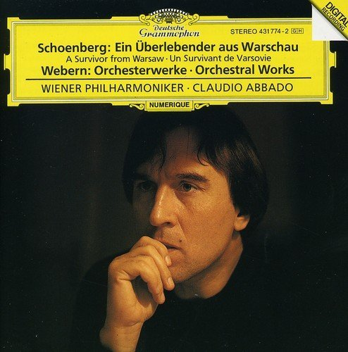 Webern Schoenberg 6 Pieces For Orch Survivor Fro