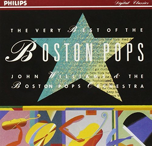 John Williams Very Best Of Boston Pops Williams Boston Pops Orch