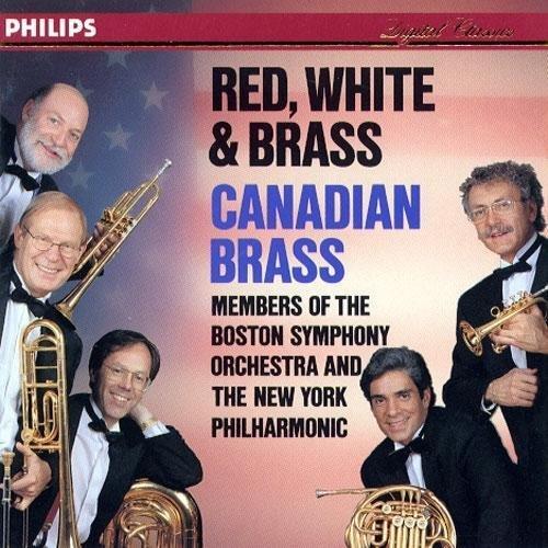 Canadian Brass/Red White & Brass@Canadian Brass