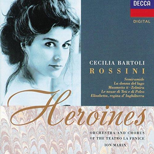 Cecilia Bartoli/Rossini Heroines@Bartoli (Mez)@Marin/Teatro La Fenice Orch