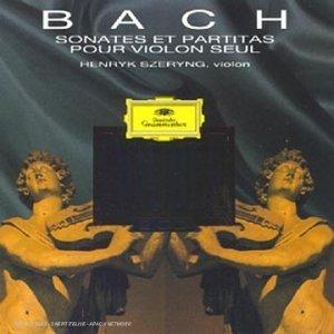 Bach / Szeryng/Sonatas & Partitas For Solo Vi