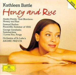 Kathleen Battle/Honey & Rue@Battle (Sop)@Previn/St. Lukes Orch