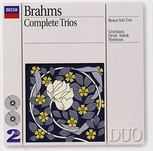 Beaux Arts Trio Complete Trios (including Horn 2 CD Beaux Arts Trio