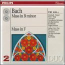 Mass In B Minor Mass In F Mass In B Minor Mass In F Marshall Pears Prey Topper & Jochum Bavarian Rad Orch & Cho