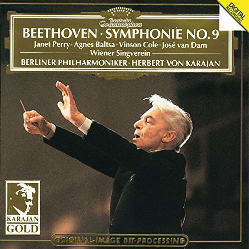 Karajan Berlin Philharmonic Or Symphony 9 Perry Baltsa Cole Van Dam & Karajan Berlin Phil