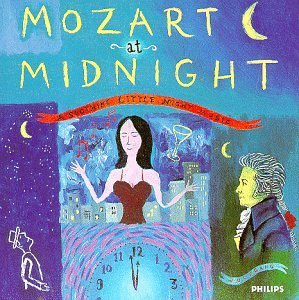 Wolfgang Amadeus Mozart Mozart At Midnight Uchida Leister Szeryng Pay +
