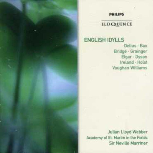 Neville Academy Of St Marriner English Idylls Delius Bax Brid Import Aus 2 CD