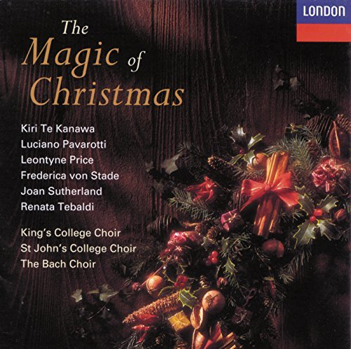 Magic Of Christmas Magic Of Christmas Te Kanawa Pavarotti Price &