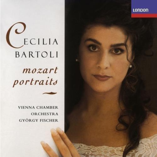 Cecilia Bartoli/Mozart Portraits@Bartoli (Mez)@Fischer/Vienna Co
