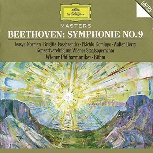 L.V. Beethoven/Sym 9@Norman/Fassbaender/Domingo/+@Bohm/Vienna Phil