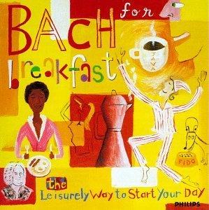 Johann Sebastian Bach/Bach For Breakfast@Grafenauer/Graf/Romero/Petri/+@Various