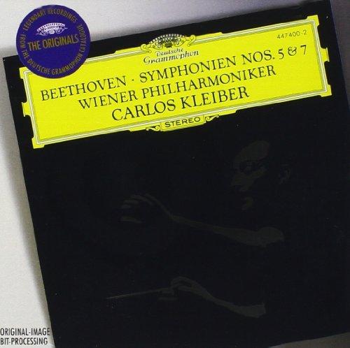 L.V. Beethoven/Symphonies Nos.5 & 7@Kleiber/Vienna Phil