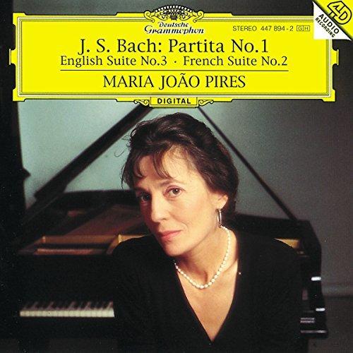 Maria-João Pires/Partita 1/English Suite 3/Fren@Pires*maria Joao (Pno)