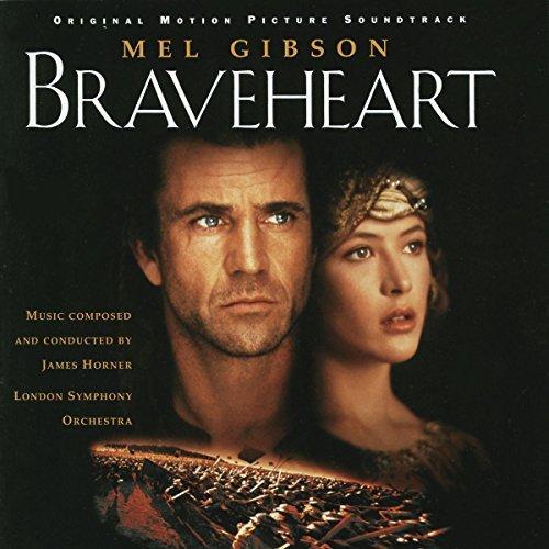 Braveheart/Soundtrack@Music By James Horner