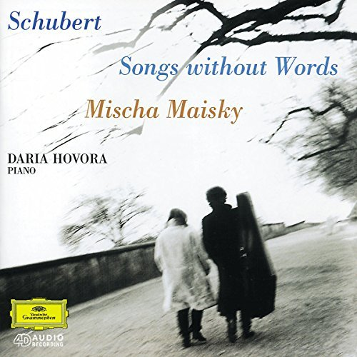 F. Schubert Songs Without Words Maisky (vc) Hovora (pno)