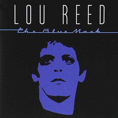Reed Lou Blue Mask