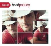 Brad Paisley Playlist The Very Best Of Bra Digipak