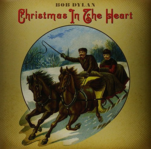 Bob Dylan Christmas In The Heart 180gm Vinyl Incl. Bonus CD