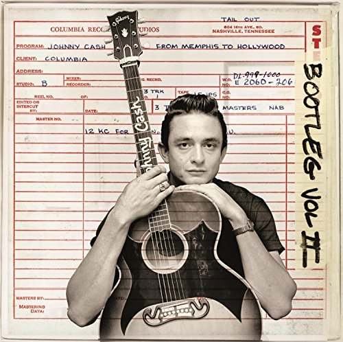 Johnny Cash Bootleg Vol. 2 From Memphis To 2 CD