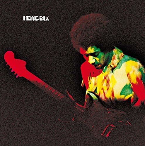 Jimi Hendrix Band Of Gypsys 180gm Vinyl