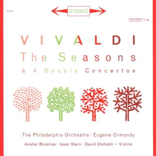 Anshel Brusilow Four Seasons Op. 8 Double Conc