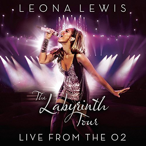 Leona Lewis Labyrinth Tour Live From The O Incl. DVD
