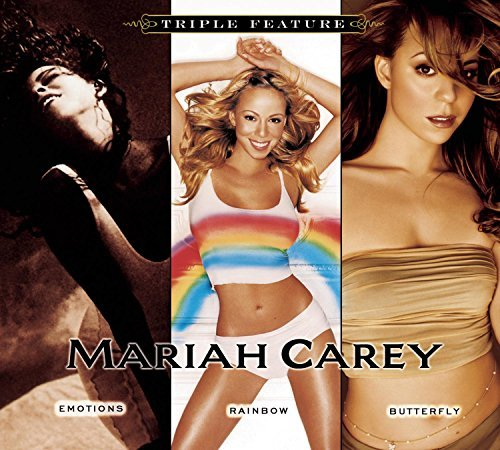 Mariah Carey Triple Feature 3 CD
