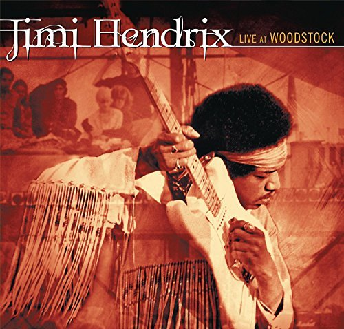 Jimi Hendrix Live At Woodstock 3 Lp