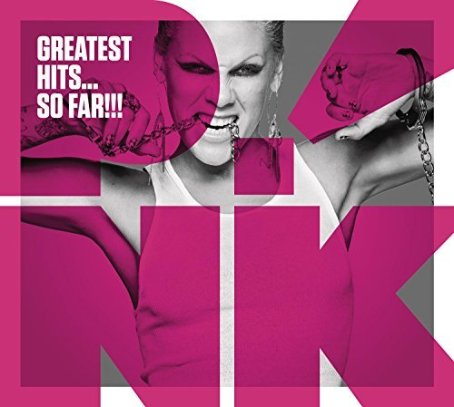 Pink Greatest Hits So Far! Clean Version Softpak
